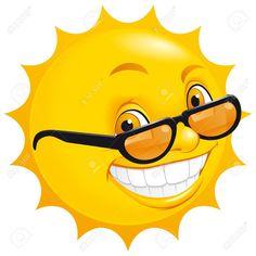 Resultado de imagem para tell your answer in smileys and pics Symbols Emoticons, Emoji Symbols, Smiley Emoji, Emoji Faces, Image Positive, Sun Stock, Sun Illustration, Les Fables, Royalty Free Clipart