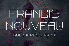 Francis Nouveau By Matylda Mcilvenny