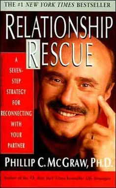 """Dr. Phil moves from aiding the aimless individual to coaching the disconnected couple. Dr. Phil has  a seven-step strategy he calls """"Relationship Rescue."""""""