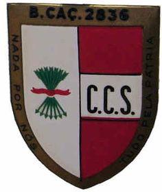 Companhia de Comando e Serviços do Batalhão de Caçadores 2836 Moçambique Africa, War