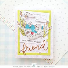 Anna Griffin Playful Scenes Die Set Card Making Boy With Kite