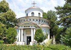 Biserica Înălţarea Domnului - Teiul Doamnei, sau Ghika Tei cum mai este cunoscută. Ghika Tei Church - Bucharest Mai, Mansions, House Styles, Home Decor, Decoration Home, Room Decor, Villas, Interior Design, Home Interiors