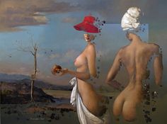 Surrealism and Visionary art: Konstantin Kacev