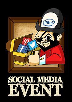 Social Media @evga