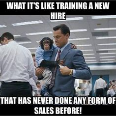 new people in the business