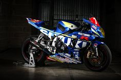 Junior Team Le Mans Sud Suzuki # 72  Motorbike : Suzuki GSX-R 1000 Tyres : Dunlop Class : Superstock  Team manager : Damien Saulnier (FRA)