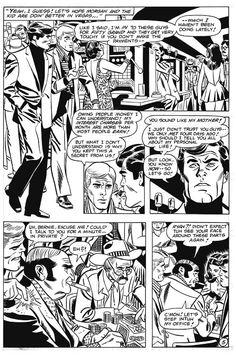 Alex Toth Adventure #496 p.5 Comic Art