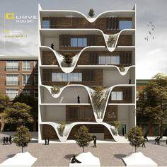 Architecture Durable, Bauhaus Architecture, Green Architecture, Futuristic Architecture, Concept Architecture, Sustainable Architecture, Amazing Architecture, Contemporary Architecture, Architecture Design
