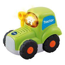 Vtech Go! Go! Smart Wheels Learning Vehicle - Tractor - Arwen