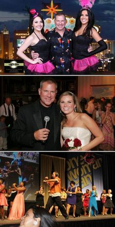 This business provides professional emcees and deejays to hose and entertain guests during weddings, corporate events, and other special occasions. They also offer photography and videography as well.
