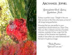 ∆ Archangel Jophiel...