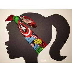 Marvel Headband Tie Head Wrap Top Knot Headband Marvel Turban Marvel... ($12) ❤ liked on Polyvore featuring accessories, hair accessories, black, headbands & turbans, tie headbands, turban headband, knotted headwrap, tie knot headband and hair bands accessories