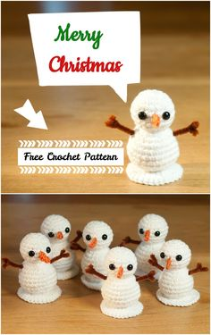 Watch This Video Beauteous Finished Make Crochet Look Like Knitting (the Waistcoat Stitch) Ideas. Amazing Make Crochet Look Like Knitting (the Waistcoat Stitch) Ideas. Crochet Christmas Decorations, Christmas Crochet Patterns, Crochet Stitches Patterns, Crochet Patterns Amigurumi, Crochet Dolls, Christmas Crafts, Crochet Winter, Holiday Crochet, Crochet Diy