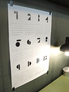 DIY/리폼 > 북유럽포스터 스너그스튜디오st 2014년 달력으로 집안 포인트 주기~ Desk Calender, Calendar Layout, Kids Calendar, Monthly Planner Printable, Printable Calendar Template, Weekly Planner, Kalender Design, Creative Calendar, Typo Poster