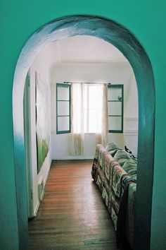 Cami's WeHo Jewel-toned abode-*after*!