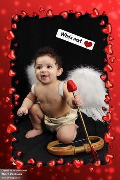 My little Cupid