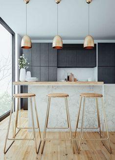 Kitchen Accessories: Zen | Emily Henderson | Bloglovin'
