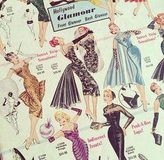 Vintage Fredrick's of Hollywood