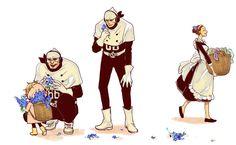 One Piece, Sanji, Germa 66