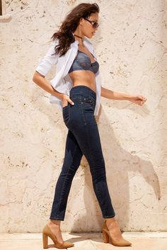 Nora skinny pull-on jean • I just ordered these cant wait to get them!!!❤️