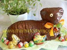 Biskupský beránek Gingerbread Cookies, Cooking Recipes, Easter, Treats, Vegan, Dinner, Sweet, Christmas, Bakken