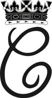 Catherine's monogram