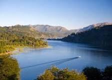 Lago Nahuel Huapi em San Carlos de Bariloche, Río Negro