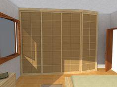 Cabina Armadio Moderna Orlando : Cabina armadio kleiderschrank interiors