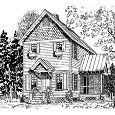 Hickory Cove Plan #992