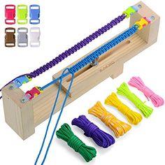 Zacro Jig Bracelet Maker avec 6 cordes de parachute et 6 ... https://www.amazon.fr/dp/B01I96J2SC/ref=cm_sw_r_pi_dp_x_SiwqybHZ62RVR