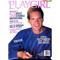 Cover Print of Playgirl, October 1986 | $8.80