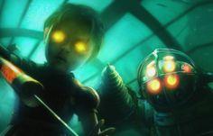 Video Game - Bioshock Wallpaper