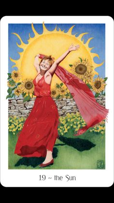 Tarot Tuesday is a weekly blog series that I started last year that I am reviving | Scrawny Girl
