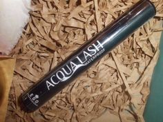 mascara de pestañas aqua lash