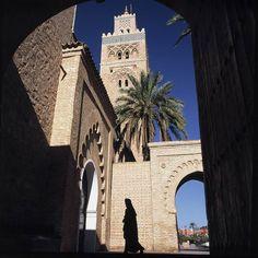 Medina de Marrakech Marruecos.