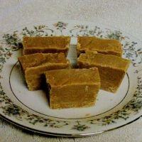 Sugar Free peanut butter fudge