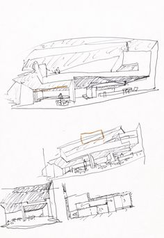 Álvaro Siza, Teatro de Montreuil, 2002. Colección de ediciones limitadas de dibujos y maquetas arquitectónicas iniciada con Álvaro Siza, Cam...