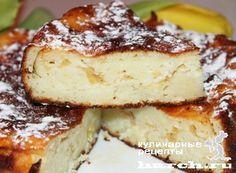 Творожная запеканка с яблоком, sy rniki vatrushki tvorozhny e zapekanki sladkaya vypechka i deserty headline
