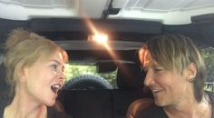 Keith Urban And Nicole Kidman Sing 'The Fighter' In The Cutest Duet You'll Ever See