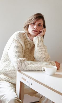 Official Plümo Website - Women's clothing, accessories and homeware. Exceptional range of dresses, shoes, knitwear and more. Knitwear Fashion, Womens Knitwear, Mohair Sweater, Looks Vintage, Pull, Lana, Autumn Fashion, My Style, Chill Style