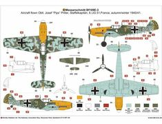 Battle Of Britain, Ww2 Aircraft, Military Equipment, Paint Schemes, Luftwaffe, Military History, World War Two, Wwii, Germany