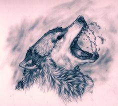 .Corus - Dark Side. by WhiteSpiritWolf