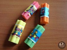 Voňavá guma My Childhood Memories, Sweet Memories, Good Old Times, 80s Kids, Old Toys, Vintage Dolls, Poland, Past, Stationery