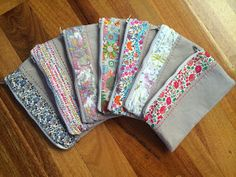 Sew Giving: Liberty Pouches