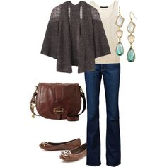 Autumn, created by jessicalynae on Polyvore