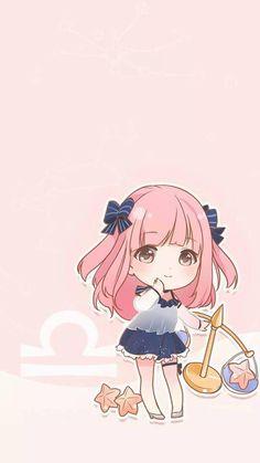 Chibi Nikki(Libra)  <3 cung của mị a <3