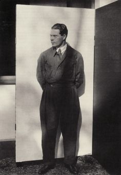 László Moholy-Nagy was a Hungarian painter and photographer as well as professor in the Bauhaus school. He was highly influenced by constructivism and a strong advocate of the integration of technology and industry into the arts.  http://www.moholy-nagy.com/index.html