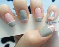 La Universidad de la Manicura: 50 sombras de gris... en tus uñas