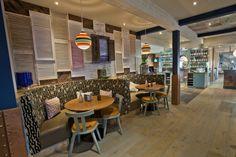 The Waterside (West Kilbride, UK) | Thr3 Design | Restaurant and Bar Design Awards