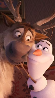 Thanks to the Moon : 네이버 블로그 Disney Olaf, Disney Frozen, Disney Art, Olaf Frozen, Disney Movies, Disney Animated Movies, Punk Disney, Disney Live, Disney Characters